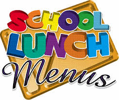 Image result for school food menu image