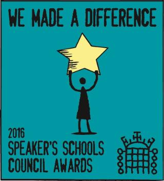 We made a difference badge 2016